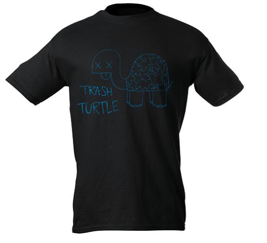 Turtle Trash T-Shirt