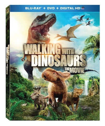 Walking With Dinosaurs cover