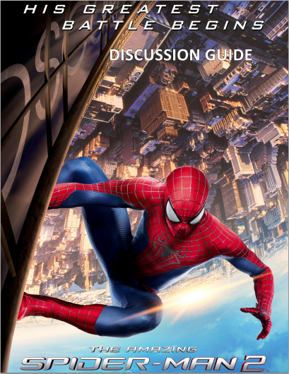 Amazing Spiderman Discussion Guide