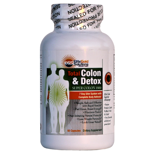 Total Colon Cleanse and Detox
