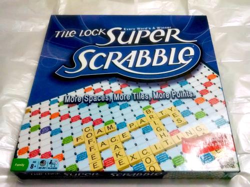 Tile Lock Super Scrabble 1
