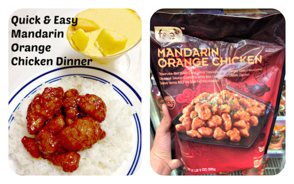 Fresh And Easy Mandarin Orange Chicken