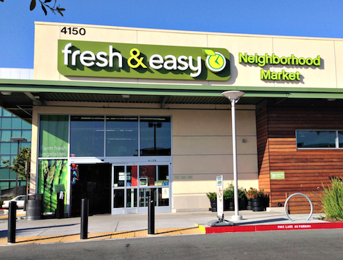 Fresh & Easy Store San Jose