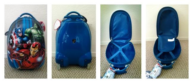 Marvel Avengers Kids Luggage 1