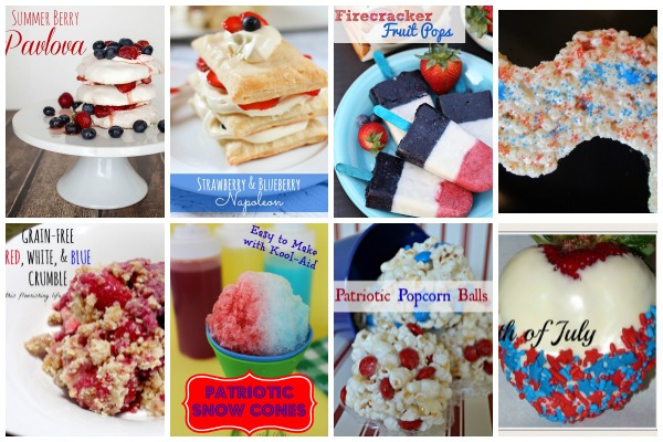 Fourth of July Recipes 2