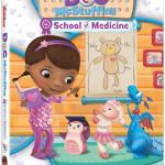 Doc McStuffins: School Of Medicine On DVD September 9th!