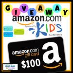 $100 Amazon GC Giveaway (2 Winners)
