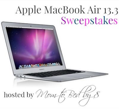 MacBook Air Sweepstakes