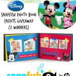 Create Your Snapfish Disney Premium Photo Book