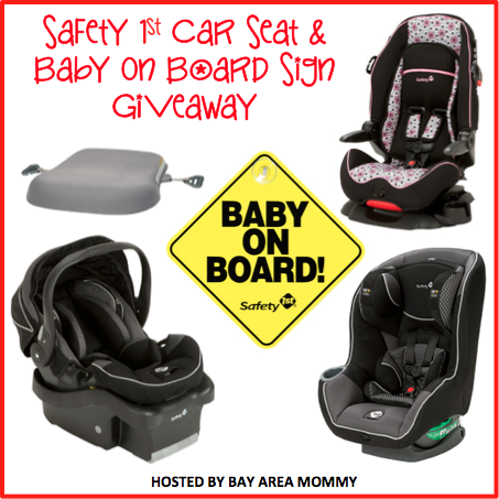 Safety 1st Giveaway