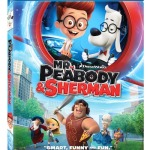 Mr Peabody & Sherman DVD Review + Activity Sheets
