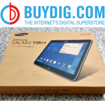 Get A Samsung Galaxy Tab 4 For The Holidays From BuyDig.com!