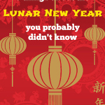 5 Things About The Lunar New Year #BBYLunarNewYear @BestBuy