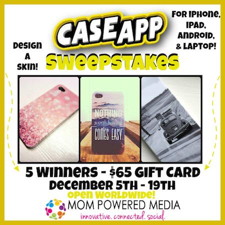 CaseApp Sweepstakes