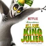 All Hail King Julien On Netflix Starting Dec 19! #StreamTeam