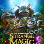Strange Magic Activity Sheets #StrangeMagic