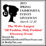 Spring Fashionista Event Starts Tonight!!! #FashionistaEvents