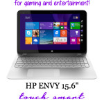 HP Envy Touchsmart Laptop at Best Buy: Perfect For Gaming And Entertainment!