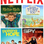 20 Netflix Titles That Explore What Makes Families Unique #StreamTeam