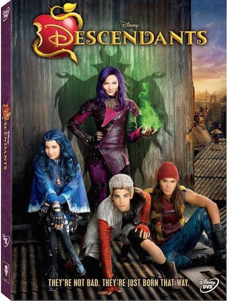 Descendants DVD