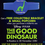Check Out Disney Screen's The Good Dinosaur Offer!