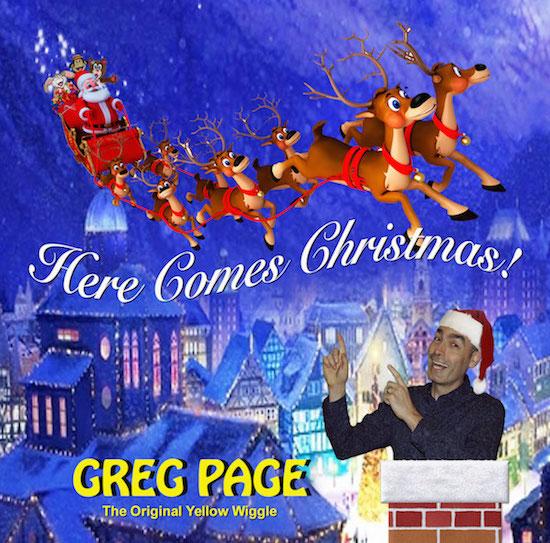 Here Comes Christmas - Greg Page