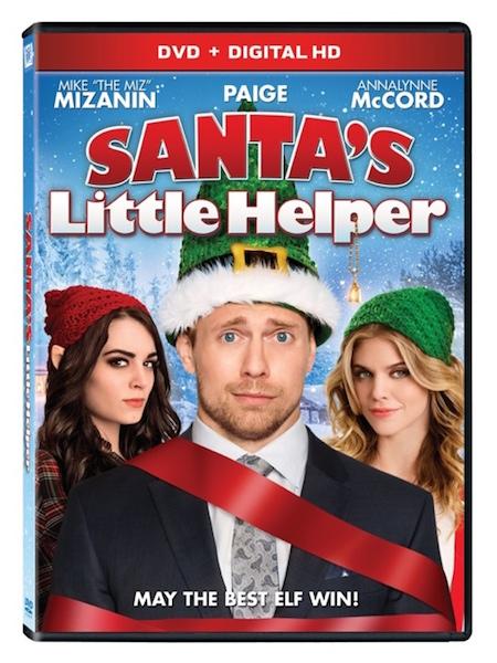 Santa's Little Helper DVD