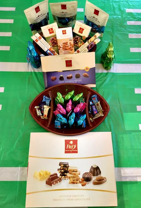 Chocolat Frey Table Setting