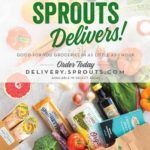 Sprouts Delivery Available in Select Bay Area Zip Codes