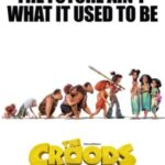 The Croods: A New Age in Theaters Nov.25 #CroodsNewAge #RWM #ad