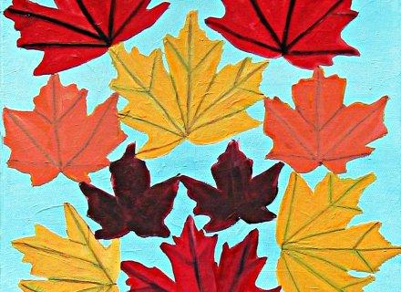 Autumn Leaves #1