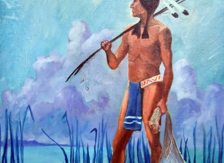 Native Fisherman