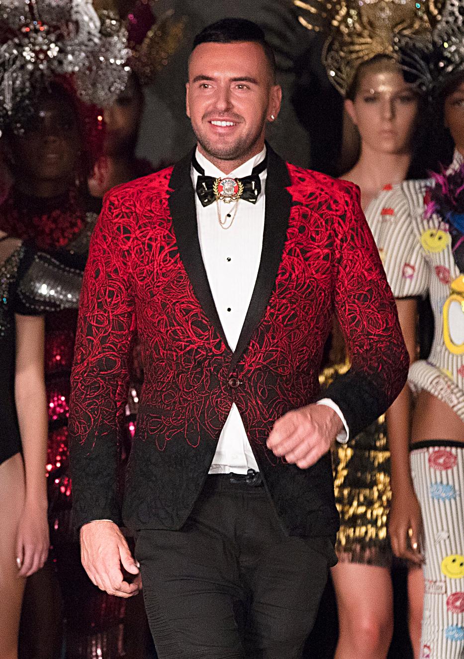 George Styler Los Angeles Fashion Week