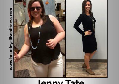 New Jenny Tate