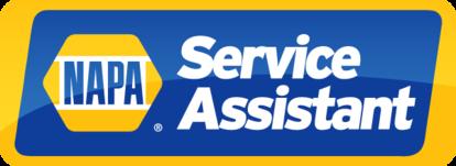 Click Napa Service Assistant for description of repairs and parts