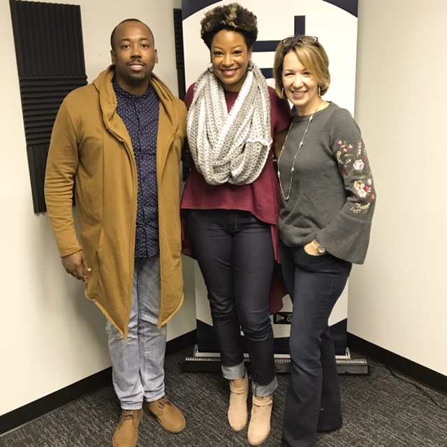 Leah Frazier Matthews and McGuire Podcast