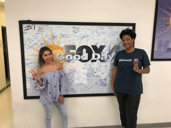 Leah Frazier Good Day Fox 4 News