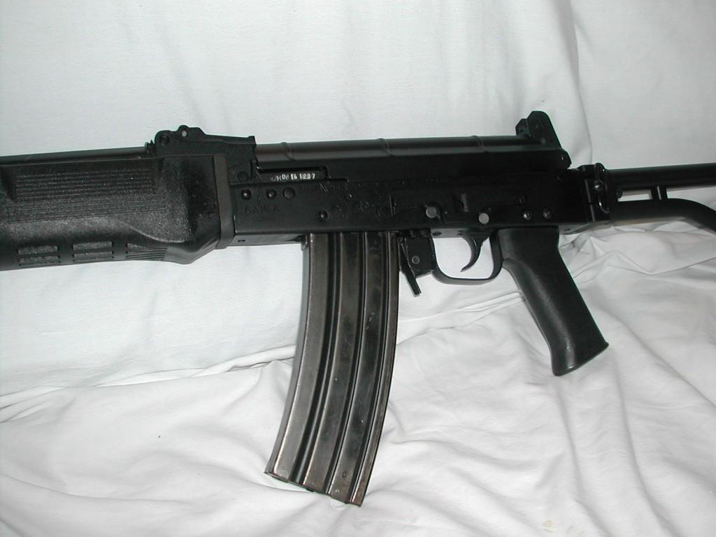 More Info on IMI Galil Rifles