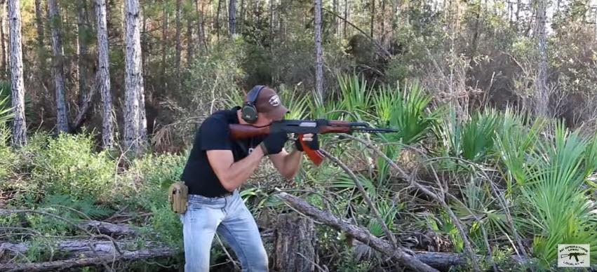 Video:  Building an AK-47 (AKM) with Definitive Arms by AK Operators Union, Local 47-74