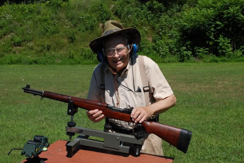 Remembering My Dad – Carroll Spafford & The M1 Garand Story