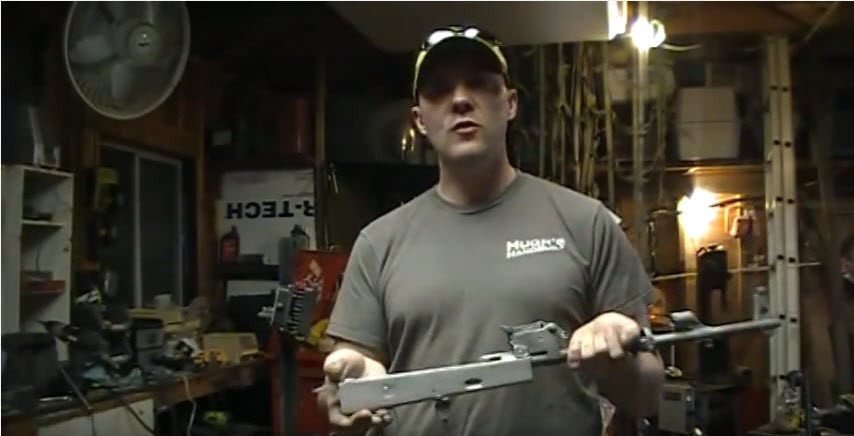 Video:  How to build an AK47 from scratch part 6 (the last part) by usmcdoc14