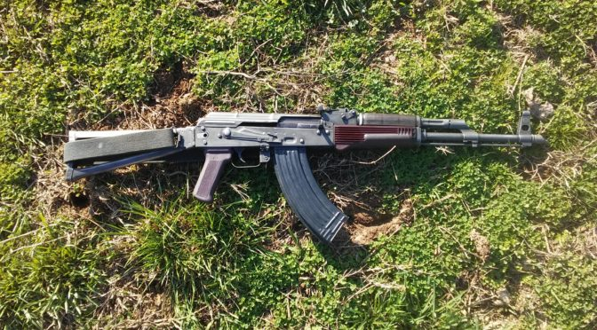 Check out Chris' Khyber Pass-Style AK with our Tula 6-2 grip