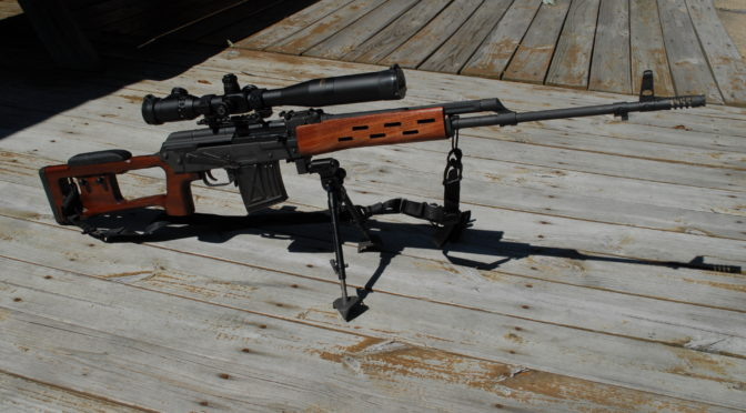 The Romanian PSL Rifle – Feeling Nostalgic for the 7.62x54R DMR