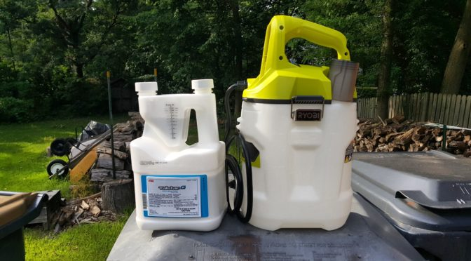 Sick and Tired of Mosquitoes?  How I Got Rid of Them With Talstar P Pro