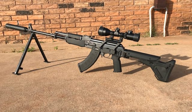 Check Out Jeff's Cool M72B1 Built by Two Rivers Arms With Our Handguard Set