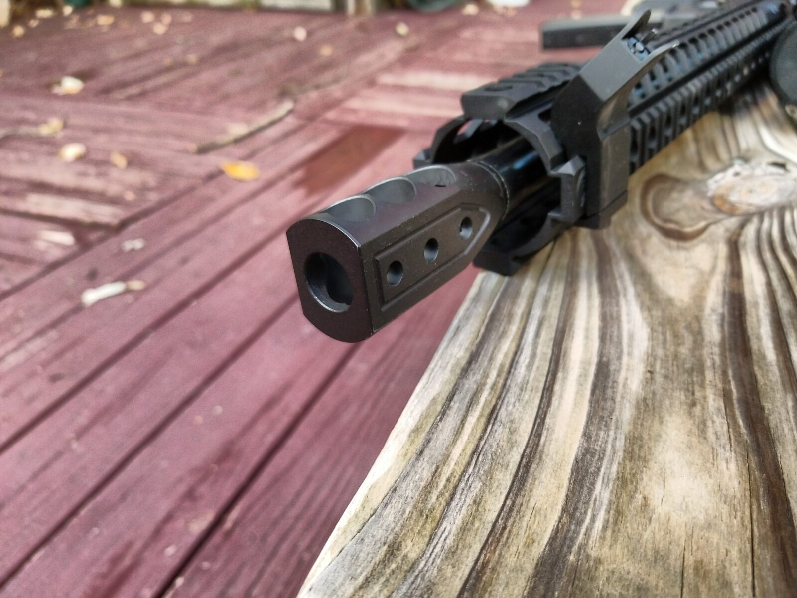 Taming The Wulf My Adventure With A 50 Beowulf Ar Rifle Ronin S Grips