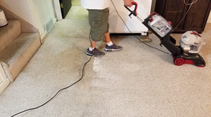 Hoover Carpet Shampooers are Totally Worth It!!