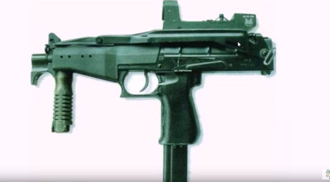 Russian Submachine Guns from 1927 to 2017 – Including Video Footage and Overviews