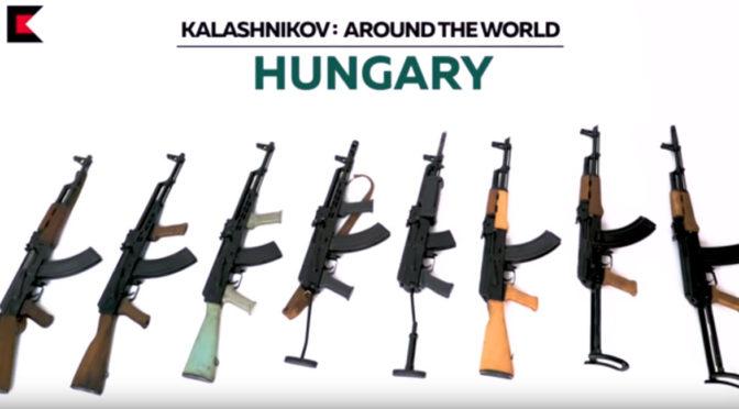 Kalashnikov Concern Reviews the Hungarian AK-55 and AKM-63/AMD-63