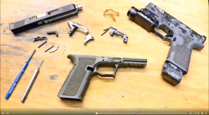 Great video on Doing a Polymer 80 Pf940V2 Glock Build